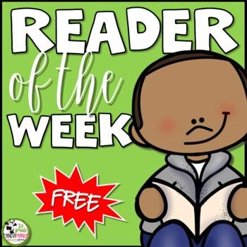 Reader of the Week FREEBIE