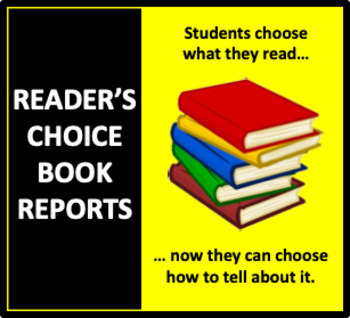 Reader's Choice Book Reports