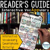 Reader's Guide Interactive VocAPPulary™ - Reading Vocabula
