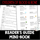 Children of Blood and Bone Reader's Guide