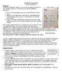 Reader's Journal Instructions, Option List, & Rubric
