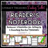 Reader's Notebook--Getting Started With Readers' Notebooks