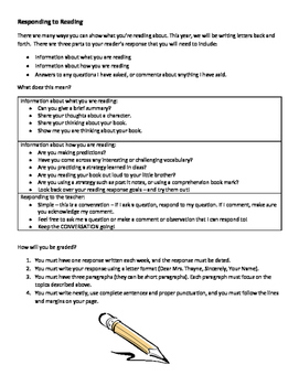 Reader's Notebook Printable - 150 Pages!