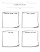 Reader's Notebook Response Pages