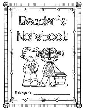Reader's Notebook Setup!