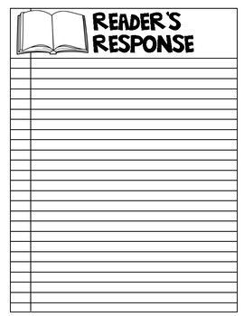 Reader's Notebook for Upper Elementary Students