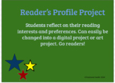 Reader's Profile Project