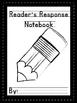 Reader's Response Journal/Sheets Grades K-3