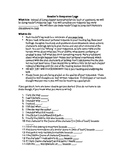 Reader's Response Logs / Diary