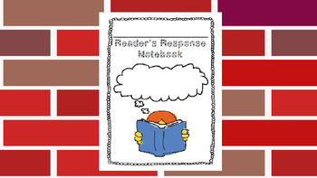 Reader's Response Notebook with Rubric