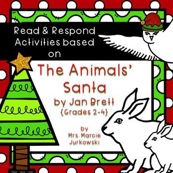 Reader's Response for The Animals' Santa by Jan Brett