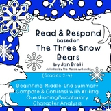 Reader's Response for The Three Snow Bears by Jan Brett