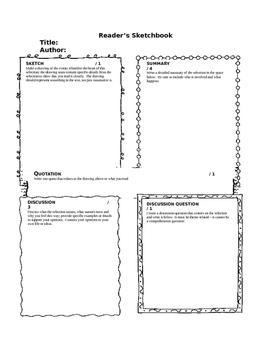 Reader's Sketchbook