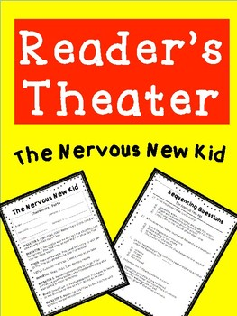 Reader's Theater- 1 Script, 6 Response Worksheets