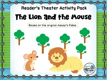 Reader's Theater Activity Pack-The Lion and the Mouse