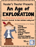 Reader's Theater: An Age of Exploration! (intermediate leveled reading scripts)
