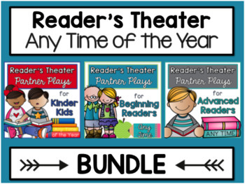 Reader's Theater {Any Time Bundle}