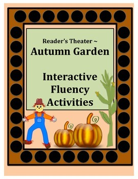 Reader's Theater Fall Autumn Garden