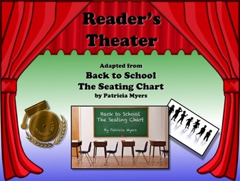 Reader's Theater BACK TO SCHOOL - THE SEATING CHART - VERY FUN & WACKY!