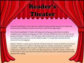 Reader's Theater BEAVER'S IN LOVE - A Sweet Valentine's Day Story!!