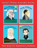 Reader's Theater Biography Bundle