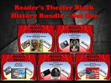 Reader's Theater Black History Bundle Set 1 - 5 Scripts -