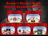 Reader's Theater Black History Bundle Set 2 - 5 Scripts -