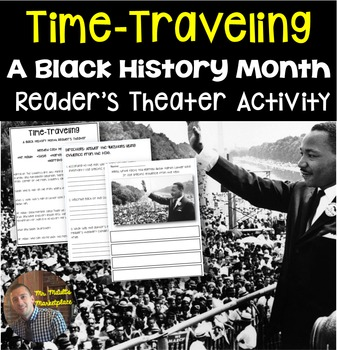 Reader's Theater: Black History Month and MLK- Grades 3-6