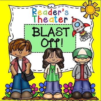Reader's Theater: Blast Off!