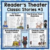 Reader's Theater Bundle 3 - Still More Stories!