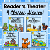 Reader's Theater Bundle - 4 Classic Stories!