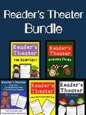 Reader's Theater Bundle: 6 Scripts with Comprehension Worksheets & Written