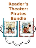 Reader's Theater Bundle:  How I Became a Pirate & Pirates