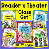Reader's Theater BUNDLE - 5 Scripts