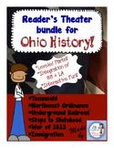 Reader's Theater Bundle of Ohio Social Studies Scripts! (4th grade)