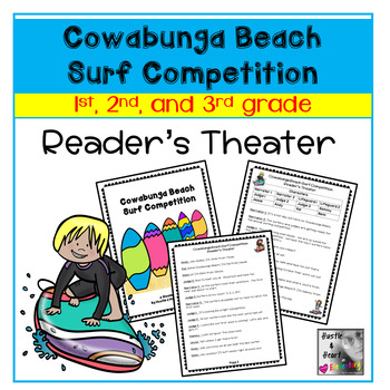 Reader's Theater - Cowabunga Beach Surf Competition
