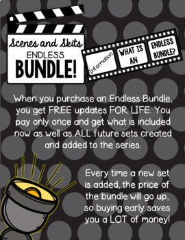 Reader's Theater - ENDLESS BUNDLE