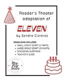 Reader's Theater: Eleven by Sandra Cisneros