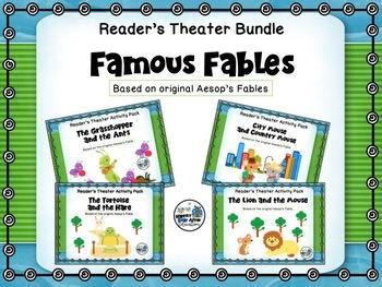 Reader's Theater Famous Fables Bundle