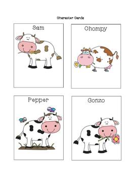 Reader's Theater- Farmer E's Unhappy Herd