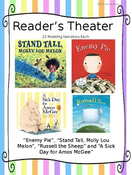 Reader's Theater Friendship Bundle of Four