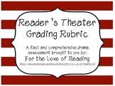 Reader's Theater Grading Rubric