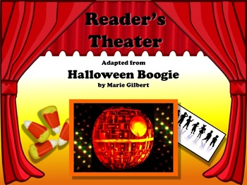 Reader's Theater HALLOWEEN BOOGIE: A HALLOWEEN STORY IN RHYME!