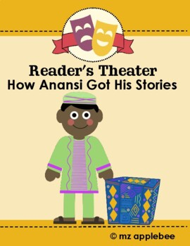 photo relating to Printable Anansi Stories named People Theater: How Anansi Obtained His Reviews