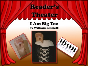 Reader's Theater  I AM BIG TOE - Absolutely HILARIOUS! Rea