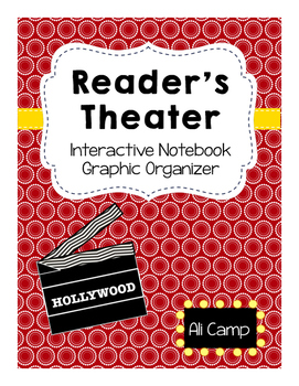 Reader's Theater Interactive Notebooking Organizer