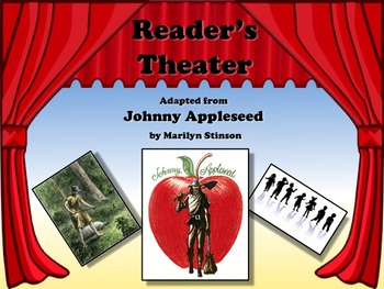Reader's Theater JOHNNY APPLESEED - The Story of John Chap