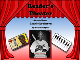Reader's Theater Jackie Robinson 1st Black Major League Ba