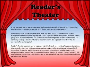 Reader's Theater John Smith's Jamestown - Thanksgiving - Great Non-Fiction!