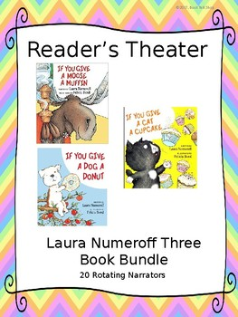 Reader's Theater:  Laura Numeroff Bundle